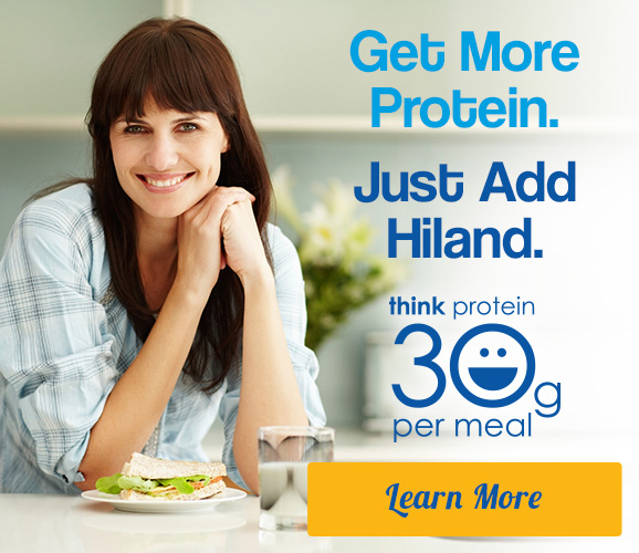Get your 30 grams of protein!