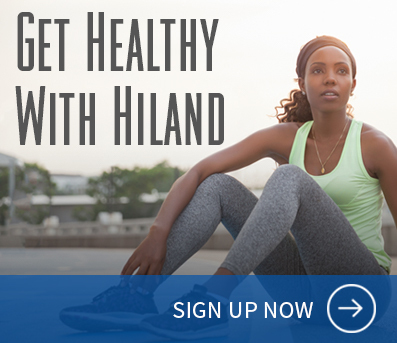 Get Healthy with Hiland Email Track