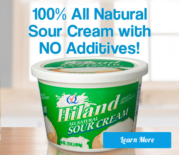 All Natural Sour Cream
