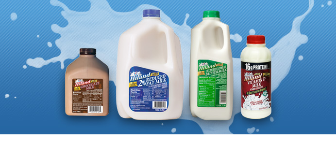 Hiland Dairy Products Milks